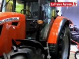 Agritechnica 2009 - Zetor Forterra : la technologie multisou