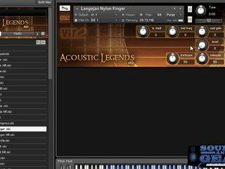 Vir2 Acoustic Legends acoustic guitar library