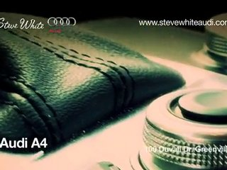 Luxury of Audi-Audi A4 Sedan-Steve White Audi Greenville SC