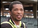 Makhaya Ntini on Murali as a person
