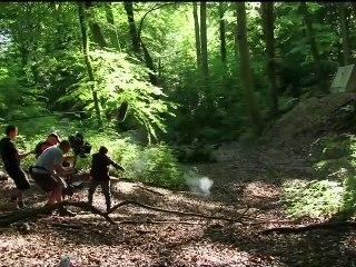 On The Run - Extrait On The Run (Anglais)