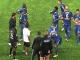 RC Strasbourg - Evian TG Coupe de la LIgue 2010 le résumé
