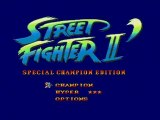 ingame Street Fighter II' : Special Champion Edition