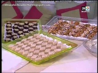 Halawiyate choumicha au chocolat