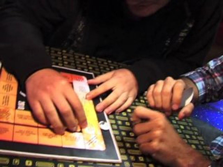 Scratch Bandits Crew, nouvelle victime du jeu de l'oie