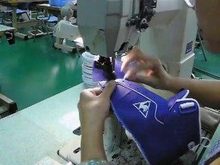"Making of the Joakim Noah Pro Model ""frenchie"" shoes (1/2)"