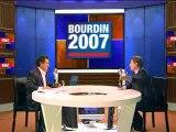 Sarkozy Vient Avec Les CRS Chez Jean Jacques Bourdin