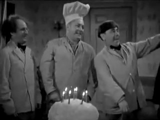 Three Stooges Birthday Greeting