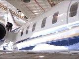 Aircraft Hangar Fall Protection / Fall Arrest System