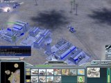Command & Conquer Generals Heure H - USA Mission 4 (Part1/3)
