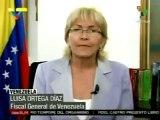 Ortega Díaz dice que la política internacional de Venezuela