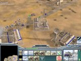 Command & Conquer Generals Heure H - USA Mission 5 (Part1/2)
