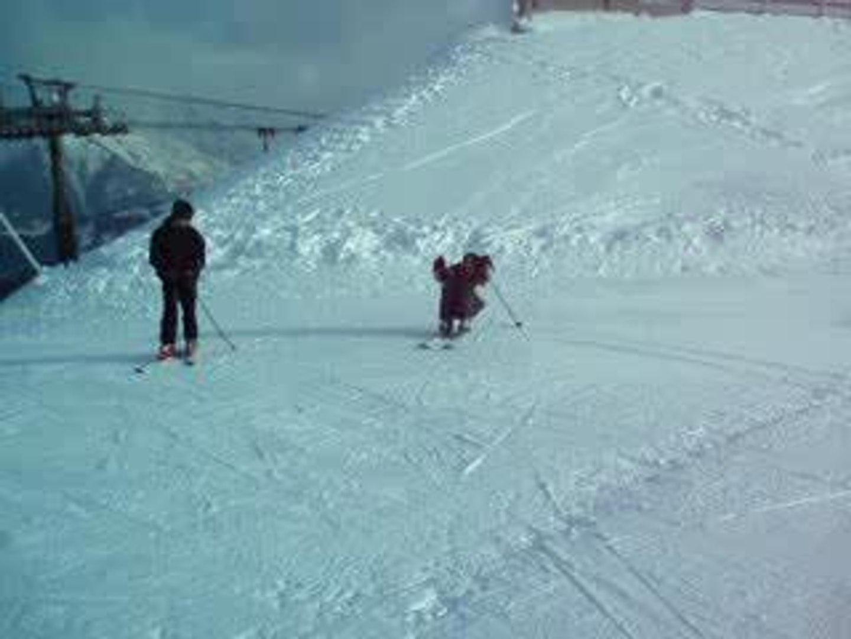 toma o ski