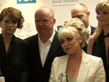 Barbara Windsor pays tribute to her fans