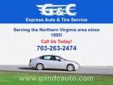 Brake repair Chantilly VA