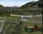 Skydiving in Switzerland (FS2004)