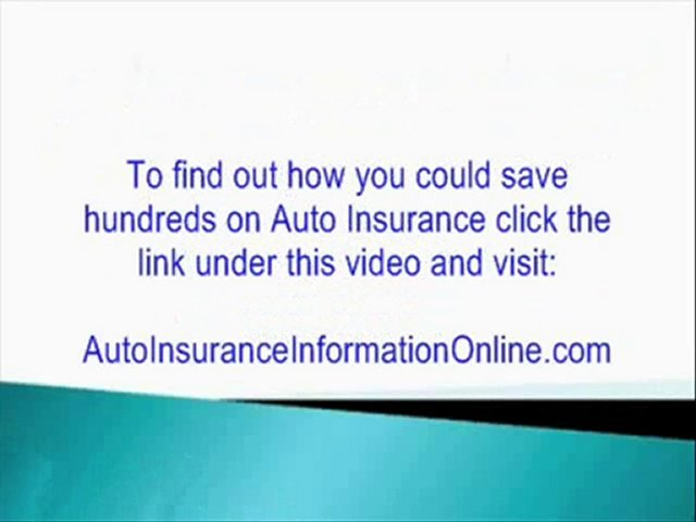 Geico Auto Insurance – How To Find Cheapest Auto Insurance