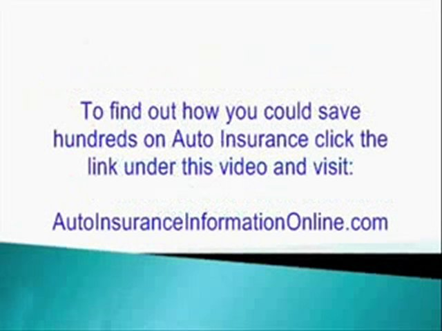 Safeco Auto Insurance – How To Get Cheap Auto Insurance