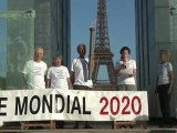Jeûne 2010 pour l'abolition des armes nucléaires, 6 août