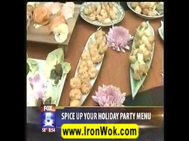 Iron Wok Asian Bistro on Fox 5 News
