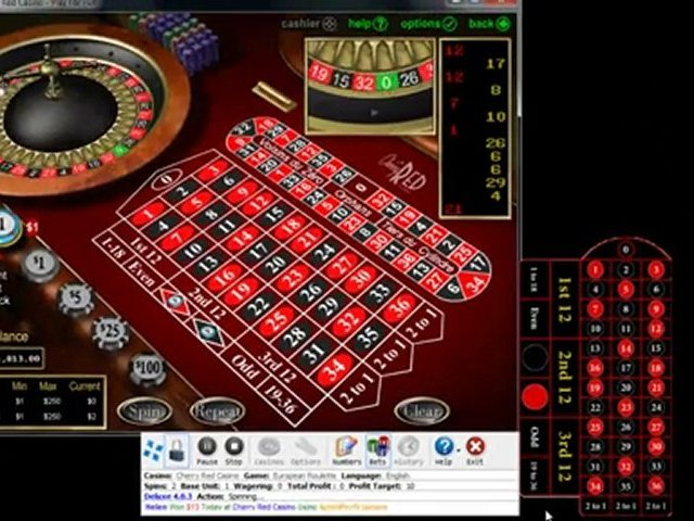How Deluxe Win at Online Roulette CherryRed Casino