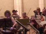 Telemann / concerto pour trompette et 2 hautbois