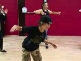 hiphop - stage danse 8-12 ans - été 2010