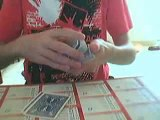 tour de magie retrouver 2 cartes