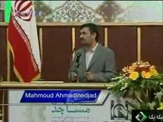 Ahmadinejad se moque des sanctions