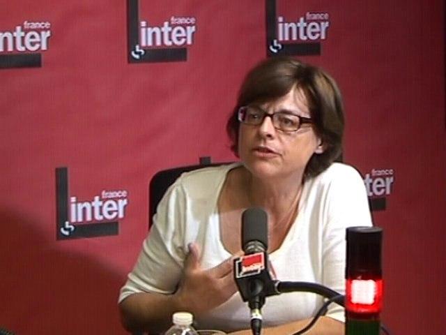 Marie Mendras - France Inter