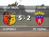 RJS Heppignies LF - RFC Tournai