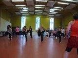 01.05.2010 danse afro ... dernier cours de danse avec Agnès