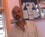Doğan  Uyar Sivas Öğretmen Okulu Mezunları buluşmasında.