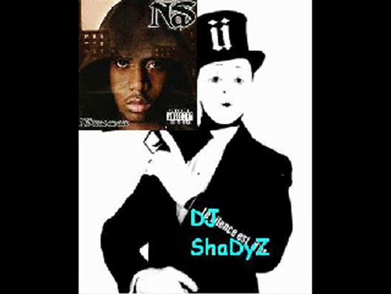 Dj ShaDyZ- Nas- Hey Nas [Remix Dirty South Club]