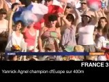 Zapping: Grenoble, Agnel et Lady Gaga