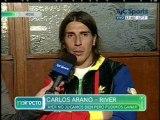 Entrevista a Carlos Arano en Indirecto