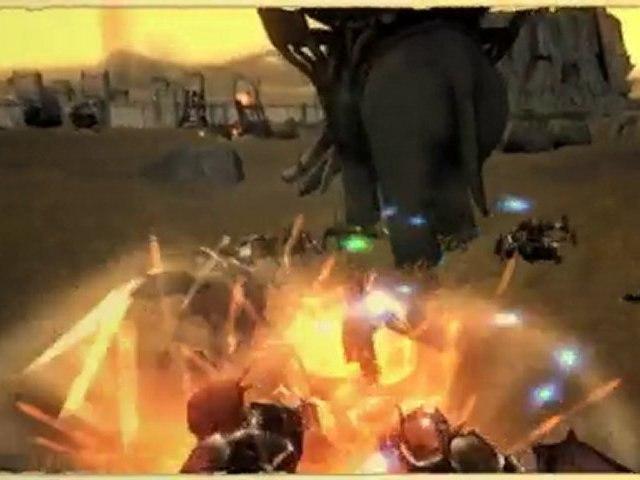Seigneur des Anneaux : La Quête d'Aragorn Wii