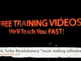 Dub Turbo - Make Your Own Sick Beats in under 5 Minutes