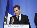 Nicolas Sarkozy  et l'immigration : changement de ton