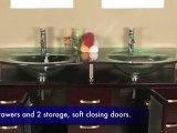 BW-700-60 Modern Bathroom Vanity Sets