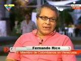 Chávez en Colombia desarmó plan de guerra de Uribe