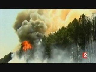 Russie, l'incendie de la mort