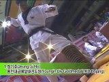 taekwondo compétition casse tuilles vétérans