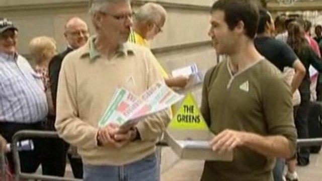 Australians Overseas Begin Voting in London