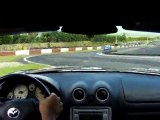 Jap974.com Touge Battle Session IV, Mazda Mx5 / Yaris TS