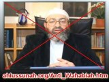رد على عبد الرحمن دم شقية wahabites non salafistes