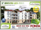 St Brevin-les-Pins: résidence neuve FONTA