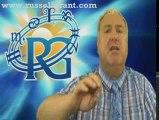 RussellGrant.com Video Horoscope Aquarius August Friday 13th