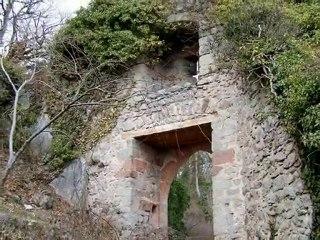 Visite des châteaux d'Ortenbourg et Ramstein