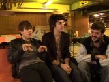 Klaxons Interview - 'Surfing The Void' and critics